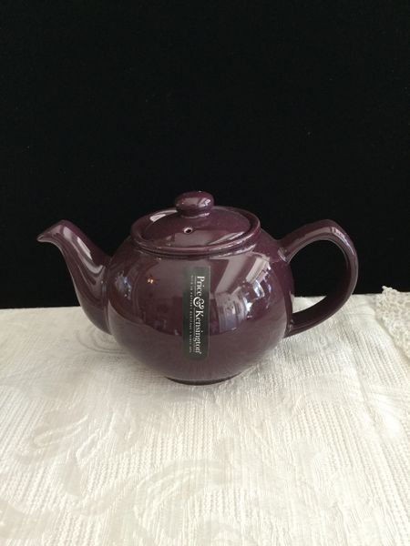 2 cup Price& Kens berry teapot