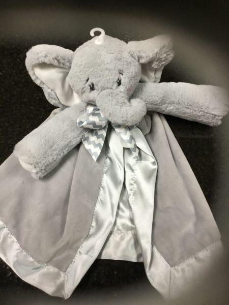 Bearington Lil Spout elephant snuggler