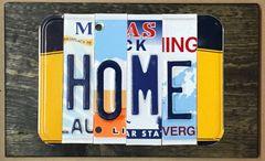 B. Custom Sign - 4 Letters