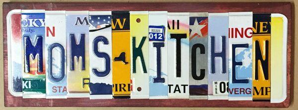 I. Custom Sign - 11 Letters