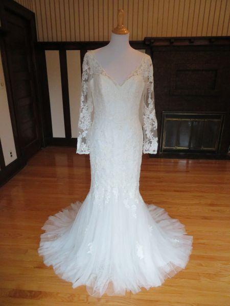 White One by Pronovias Wedding Dress Fedra