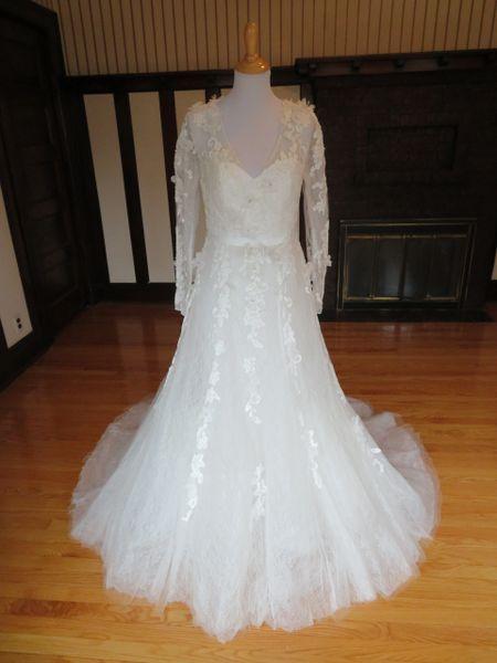 San Patrick by Pronovias Wedding Dress Shavonne