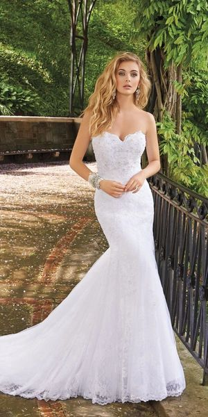 Camille La Vie Wedding Dress 41790 4214W