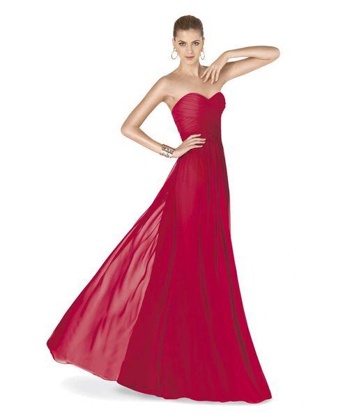 Pronovias Bridal Party Cocktail Dress Amaris