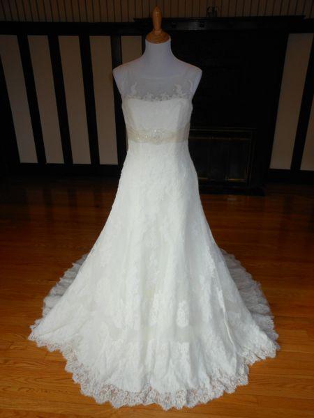 Avenue Diagonal by Pronovias Wedding Dress Fane