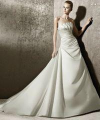 You by Pronovias Wedding Dress Joya