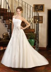 Miss Kelly Paris Wedding Dress 50W04144