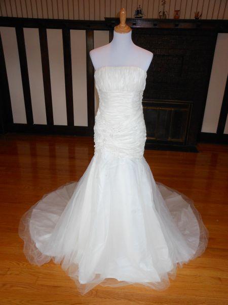 Sacha James Wedding Dress Junstine