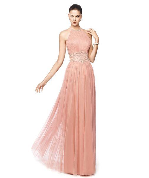 Pronovias Bridal Party Cocktail Dress Niara