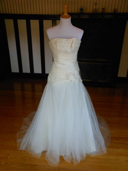 Lise Saint Germain Wedding Dress GD63