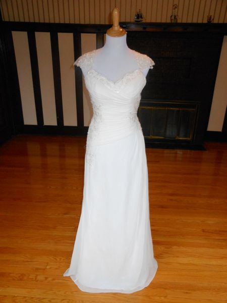 Modern Maids by Mary's Bridal Wedding Dress M2478