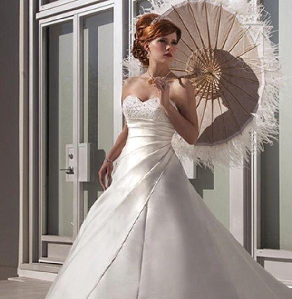 Bride Co Wedding Dress V8518