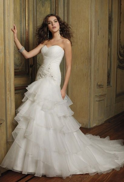 Italy Kristal's Roma Wedding Dress 20WB1056