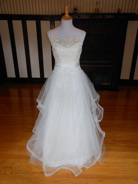 Miss Kelly Paris Wedding Dress 72R04189