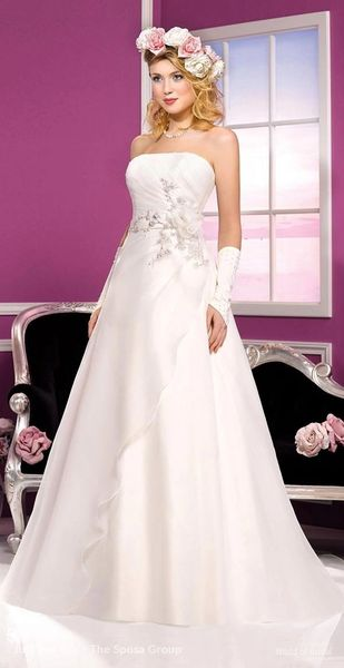 Just For You Wedding Dress 51R04375