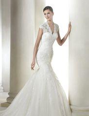 San Patrick by Pronovias Wedding Dress 5332
