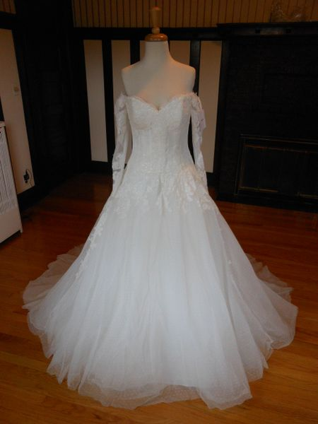 Pronovias Wedding Dress Bespin