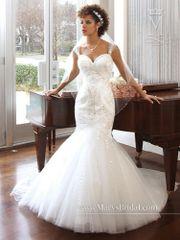 Mary's Bridal Wedding Dress 6257