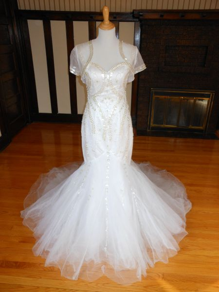 Mary's Bridal Wedding Dress 6257