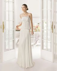 Aire Barcelona by Rosa Clara Wedding Dress 7C121