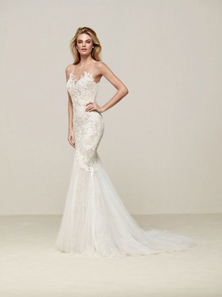 Pronovias Wedding Dress Drinam