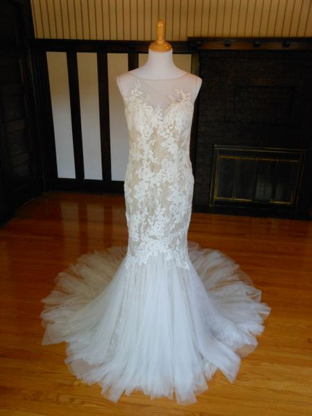 Pronovias Wedding Dress Drinam