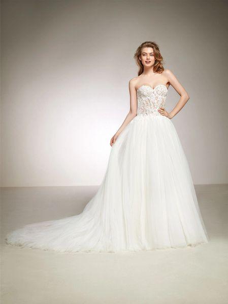 Pronovias Wedding Dress Diva