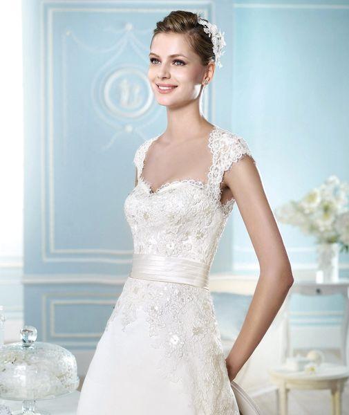 San Patrick By Pronovias Wedding Dress Haloke