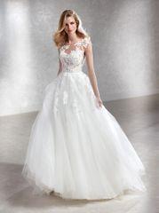 White One by Pronovias Wedding Dress Felicidad
