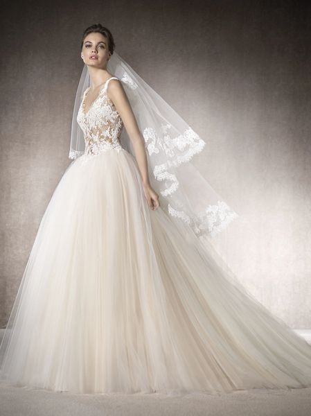 San Patrick by Pronovias Wedding Dress Maga