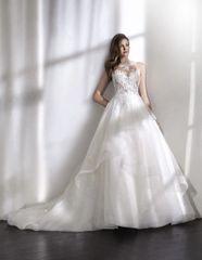 San Patrick by Pronovias Wedding Dress Lourdes