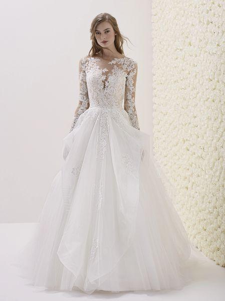 Pronovias Wedding Dress Elmina