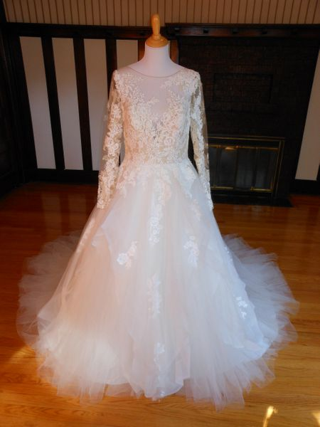 Pronovias Wedding Dress Elmina