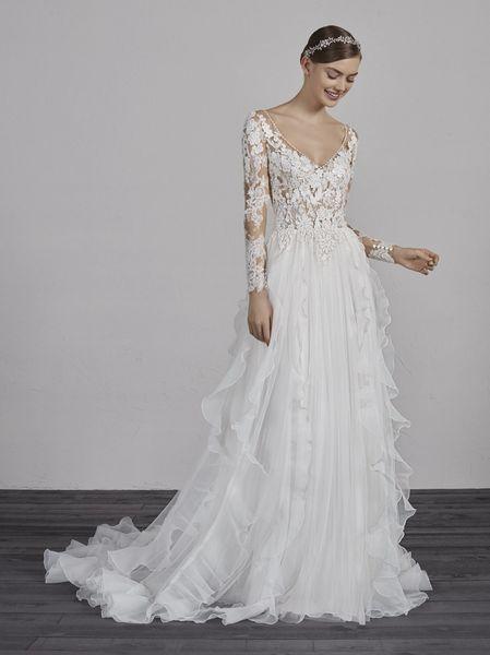 Pronovias Wedding Dress Essien