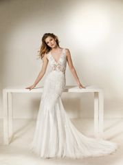 Pronovias Wedding Dress Chanai