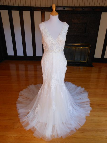 Pronovias Wedding Dress Chanai