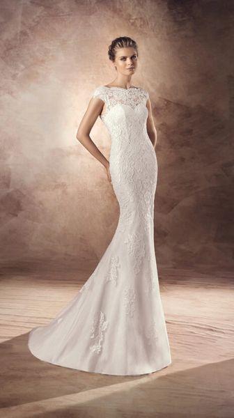 Avenue Diagonal by Pronovias Wedding Dress Usoa