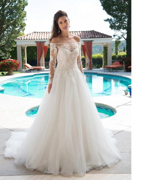 Venus Bridal Wedding Dress VE8739