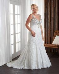 Bonny Bridal Wedding Dress 1707