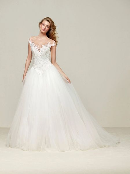 Pronovias Wedding Dress Drosel