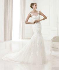 Pronovias Wedding Dress Babor