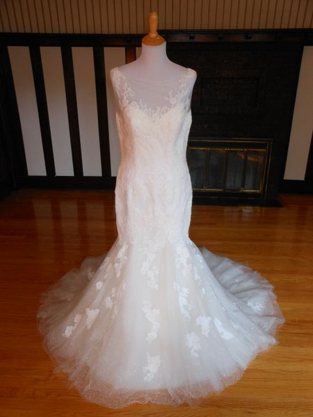 Pronovias Wedding Dress Babor
