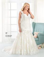 Bonny Bridal Wedding Dress 1807