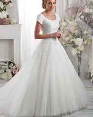 Bonny Bridal Wedding Dress 2420