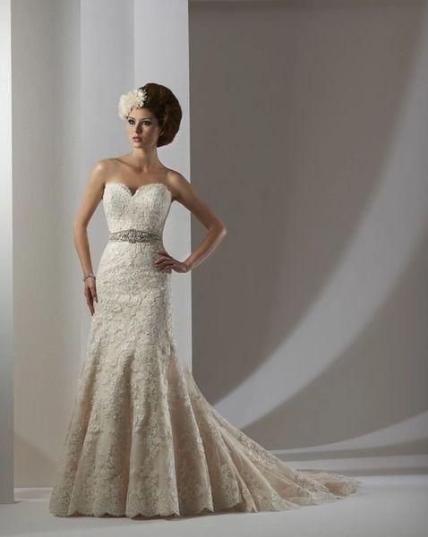 Bonny Bridal Wedding Dress 8302