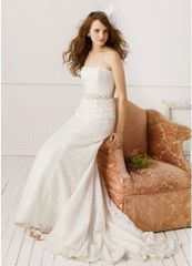 David's Bridal Wedding Dress 9KP3221