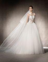 San Patrick by Pronovias Wedding Dress Micaela