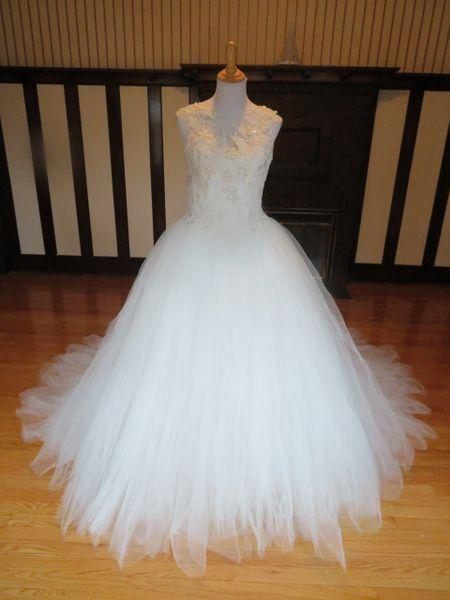 San Patrick by Pronovias Wedding Dress Micaela Ivory