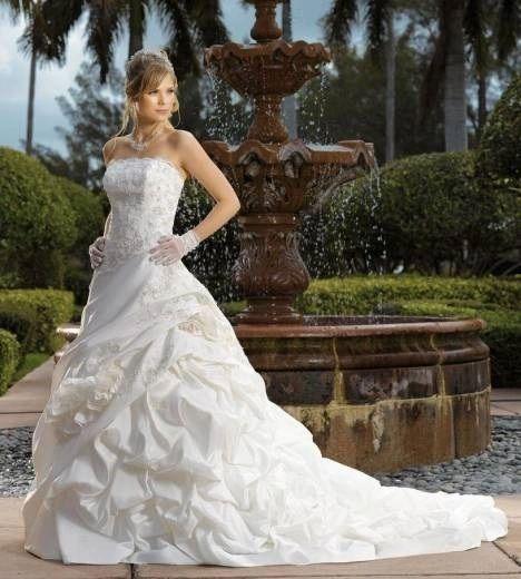Miss Kelly Paris Wedding Dress MK111-43