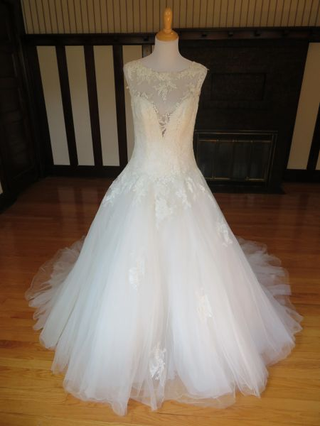 Pronovias Wedding Dress Droel